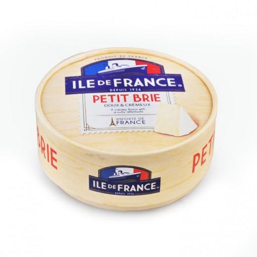 بونجرين – جبنة إيل دو فرانس طري معتق 125 جم