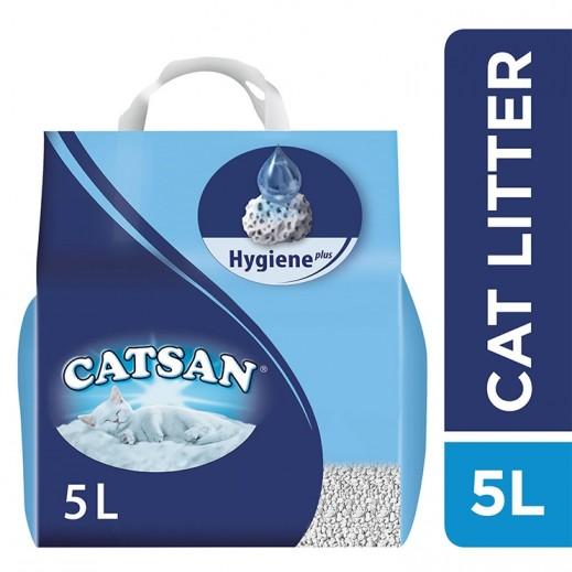 كاتسان – تراب فضلات القطط 5 كجم