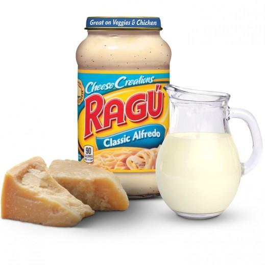 راغو - صلصة المعكرونة البيضاء ألفريدو 680 جم