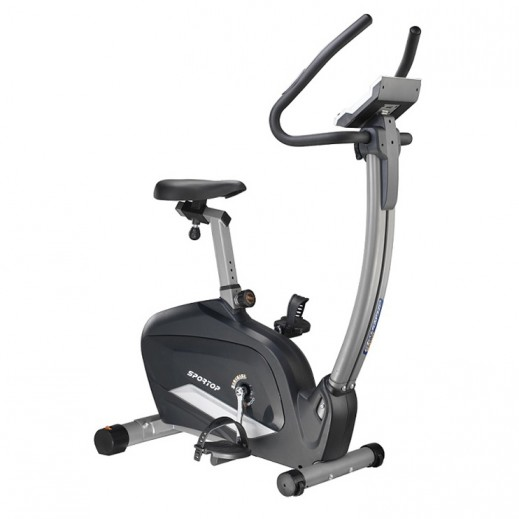 سبورتوب – دراجة التمارين الرياضية المغناطيسية العمودية 8 كجم  - يتم التوصيل بواسطة النصر الرياضي خلال 3 أيام عمل