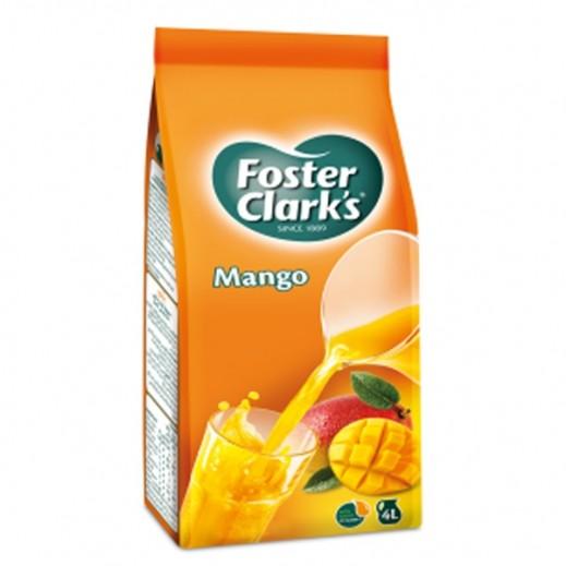 فوستر كلاركس – مشروب سريع التحضير يطعم المانجو كيس 2.5 كجم