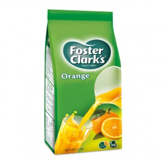فوستر كلاركس – مشروب سريع التحضير يطعم البرتقال كيس 2.5 كجم