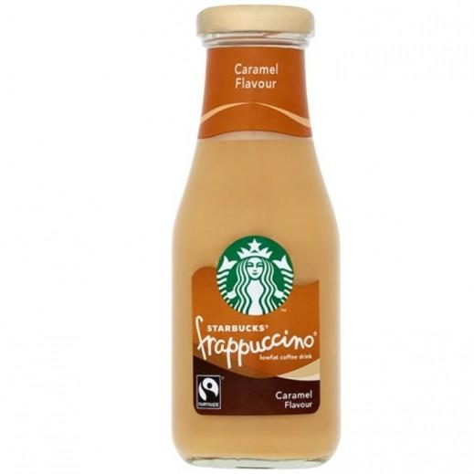 ستاربكس – قهوة فرابتشينو بالكراميل 250 مل