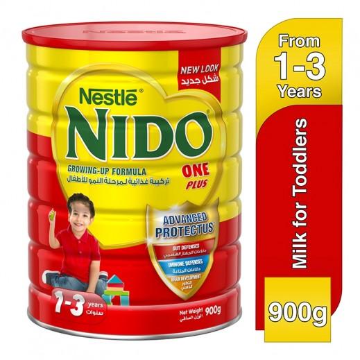 """نيدو – حليب """" وان بلس """" للأطفال المرحلة 3 – 900 جم"""