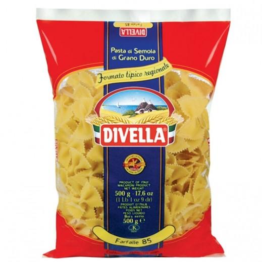ديفيلا – معكرونة فارفال رقم 85 500 جم