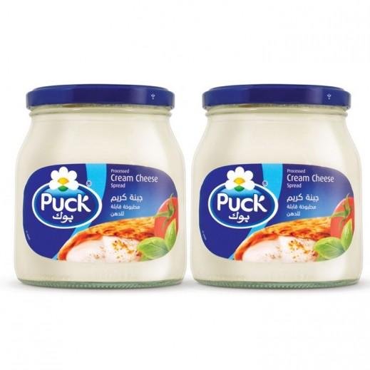 بوك – جبنة كريم مطبوخة قابلة للدهن 2 حبة × 500 جم – (عرض 15% خصم)