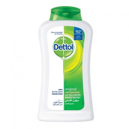 ديتول – سائل الأستحمام الأصلي للحماية من الجراثيم – 250 مل