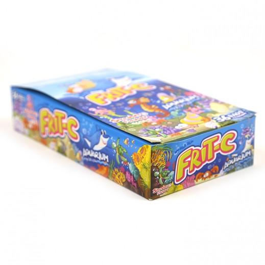 فريت سي – حلوى أكواريوم بنكهة الفراولة 36 × 15 جم