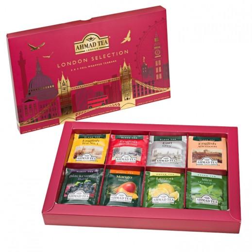 شاي أحمد - مختارات من الشاي 8×5 كيس