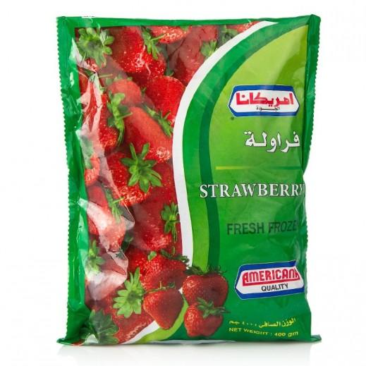 أمريكانا - فراولة مُجمدة 400 جم