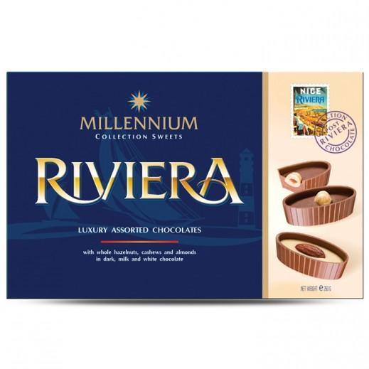 ميلينيوم - شوكولاتة ريفيرا الفاخرة 250 جم