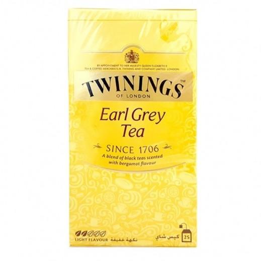 تويننجز – شاي إيرل جراي 25 كيس