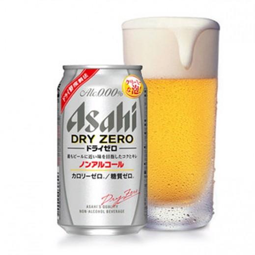 أساهي - مشروب شعير خالي من الكحول 350 مل