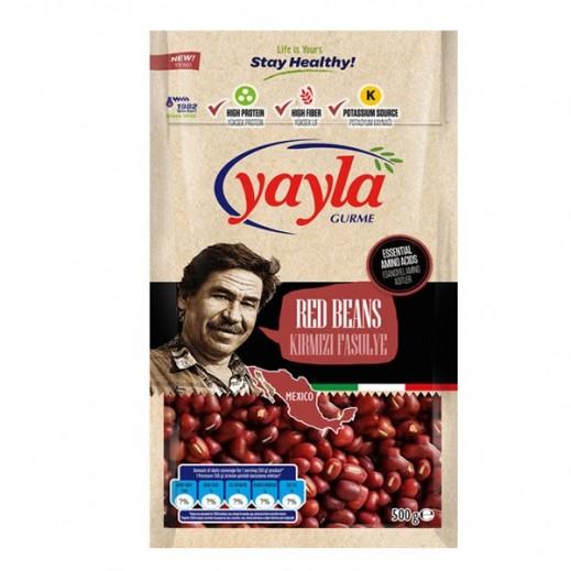 يايلا - حبوب فاصوليا حمراء 500 جم