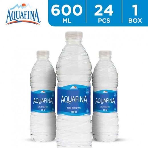 أكوافينا – مياه شرب نقية 24 × 600 مل