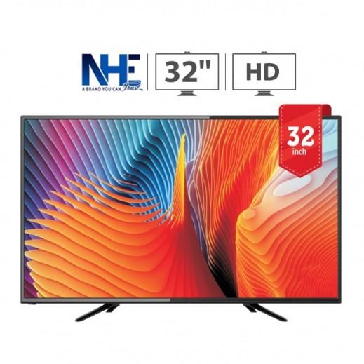 إن إتش إي – تلفزيون 32 بوصة HD LED – أسود