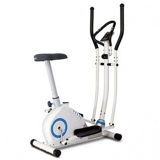 باور فيت – دراجة التمارين الرياضية المغناطيسية  - يتم التوصيل بواسطة النصر الرياضي خلال 3 أيام عمل