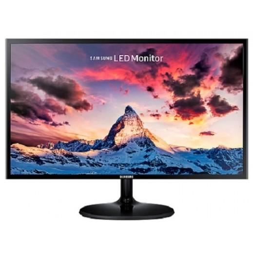 سامسونج – شاشة كمبيوتر 22 بوصة FHD LED – أسود - يتم التوصيل بواسطة AL ANDALUS