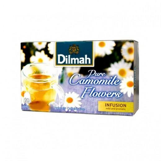 دلما – شاي دلما بالأعشاب مع البابونج 1.5 جرام (20 كيس)