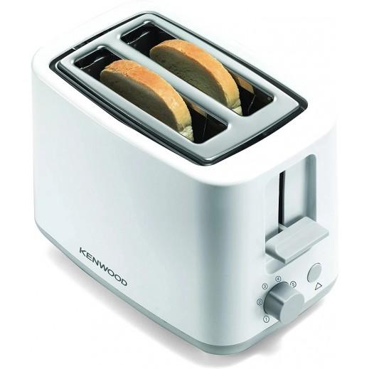 كينوود – 760 واط ماكينة تحميص الخبز 2 شريحة – أبيض