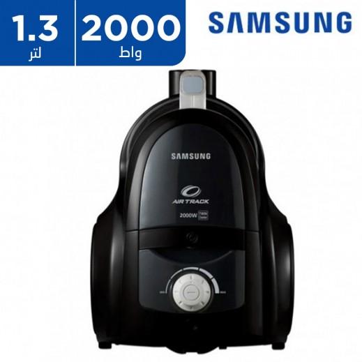 سامسونج – 2000 واط مكنسة كهربائية بدون كيس أتربة 1.3 لتر – أسود