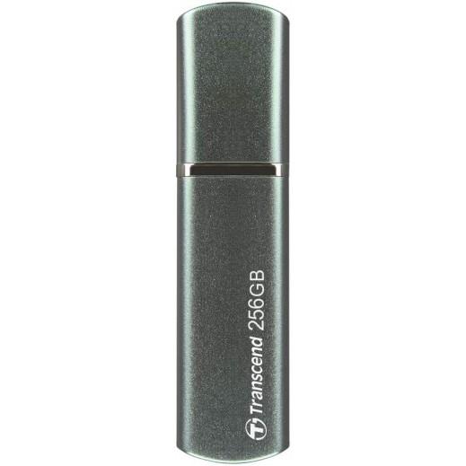 ترانسيند - فلاش درايف سعة 256 جيجا بمدخل USB A JetFlash 910 - أخضر