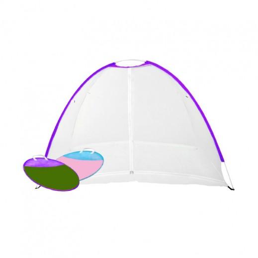 رومانتيك هاوس – شبكة وقاية من الحشرات قابلة للطي مع حقيبة 150 × 200 سم