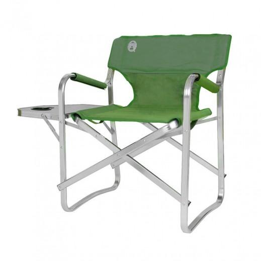 كولمان – كرسي قابل للطي مع سنادة جانبية