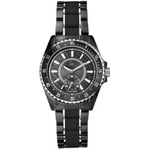 جس –  ساعة يد للسيدات باللون الأسود