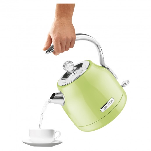 Sencor Electric kettle 1.5L 1500W Green