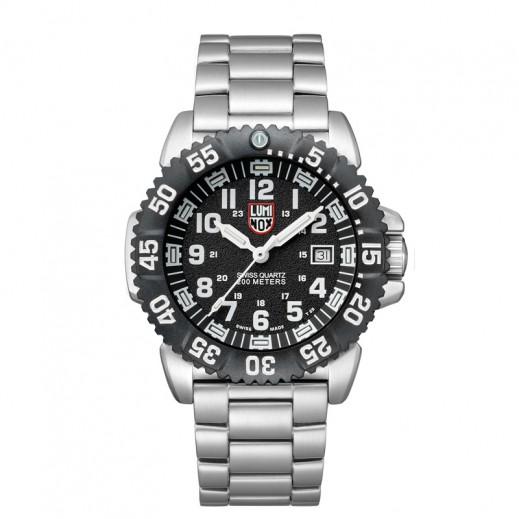 لومينوكس – ساعة يد إصدار ستيل كلر مارك 3150