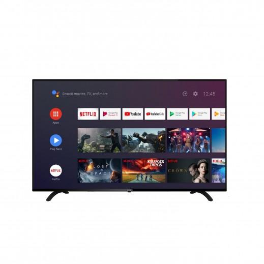 سكاي وورث - تلفزيون 70 بوصة UHD 4K ال اي دي بنظام اندرويد - أسود - يتم التوصيل بواسطة  AL-YOUSIFI  في خلال 3 أيام
