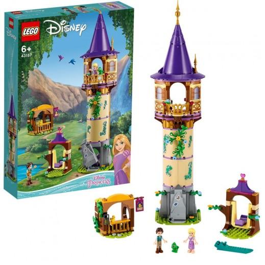 ليجو ديزني لعبة برج برينسيس رابونزيل