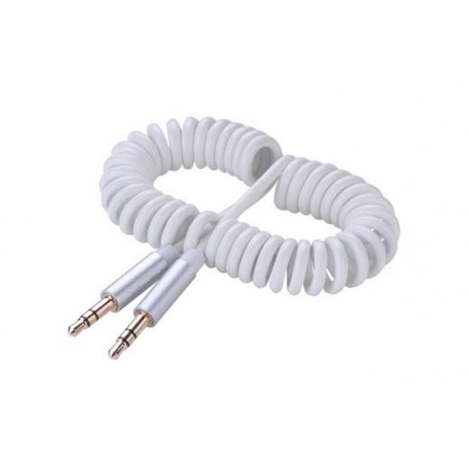 Sadad Flexible AUX Cable White