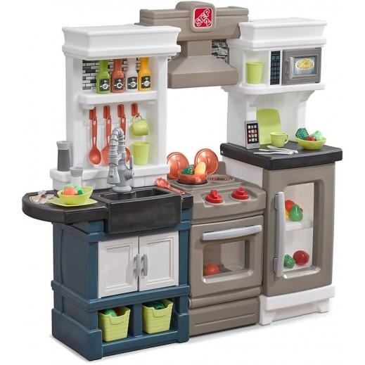 ستيب2 – مطبخ الأطفال العصري  - يتم التوصيل بواسطة شهاليل بعد 3 أيام عمل