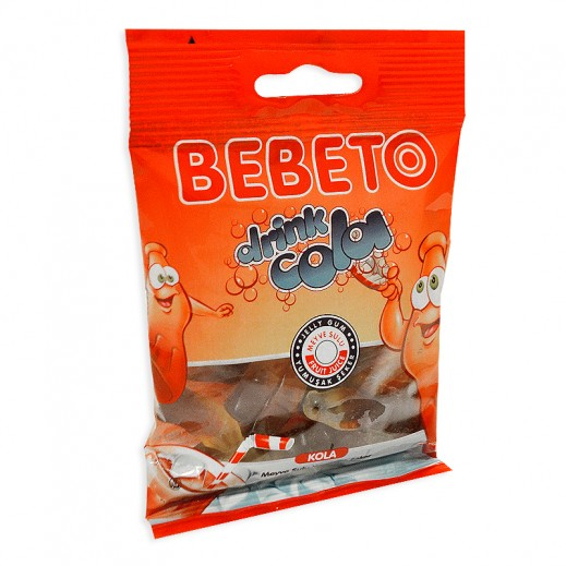 بيبيتو - حلوى جيلي بالكولا 40 جم