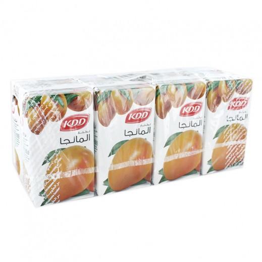 كى دى دى - عصير المانجو نكتار 125 مل ( 8 حبة )