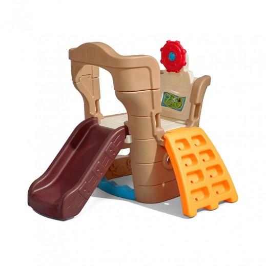 ستيب 2 - لعبة القرصان وتسلق الكوف للأطفال - يتم التوصيل بواسطة شهاليل بعد 3 أيام عمل