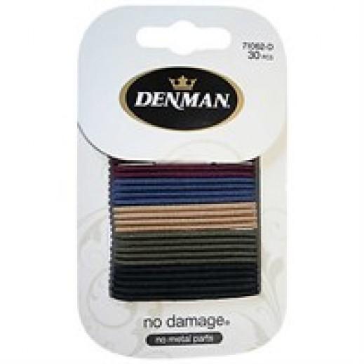 دنمان - رابطة شعر No Damage للحفاظ على الشعر 2 مم 30 حبة