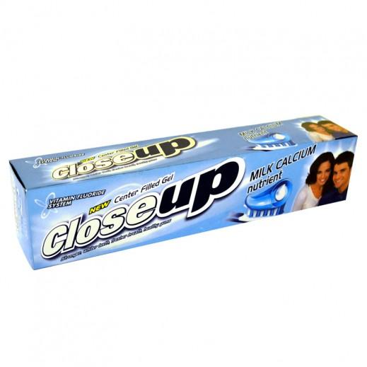 كلوس اب - معجون اسنان مع كالسيوم الحليب المغذي 125 مل
