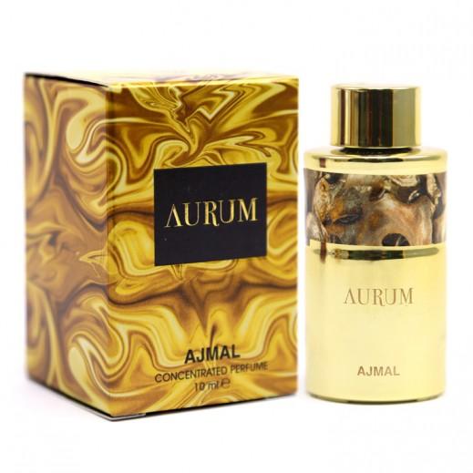 """أجمل - عطر """"Aurum"""" مركز للسيدات 10 مل"""
