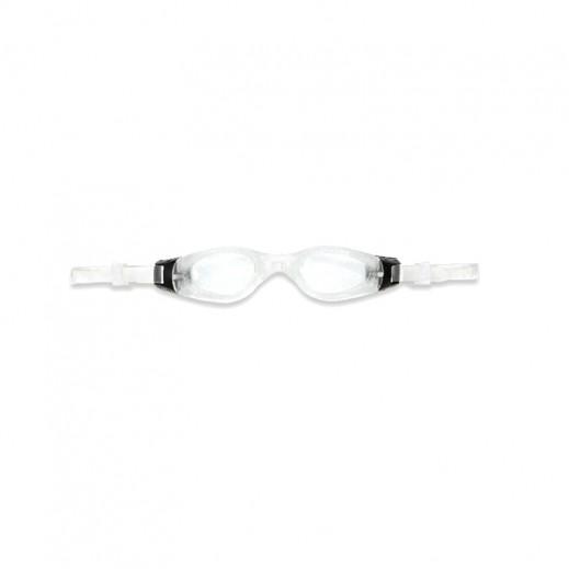 إنتكس – نظارات السباحة الماستر ( 14 عام فأكثر) - أبيض