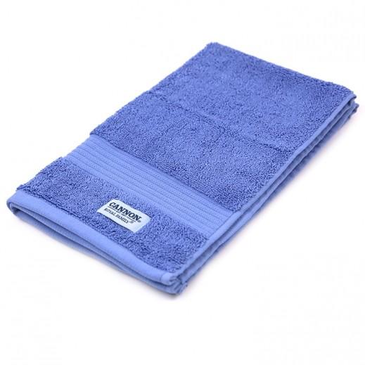 كانون رويال مناشف حمام زرقاء 1 قطعة مقاس 41×66 سم