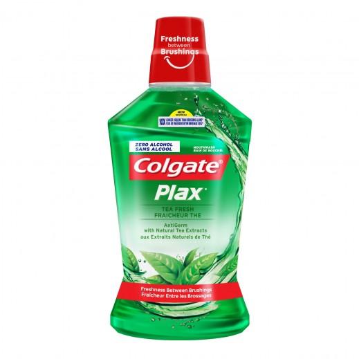 غسول الفم - كولجيت بلاكس الشاي المنعش 500 مل