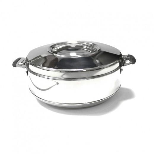 ماكسيما – وعاء ستانليس ستيل لحفظ الطعام ساخن 3.5 لتر