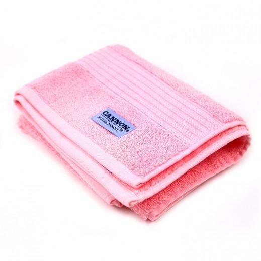 كانون رويال مناشف حمام وردي 1 قطعة مقاس 50×100 سم
