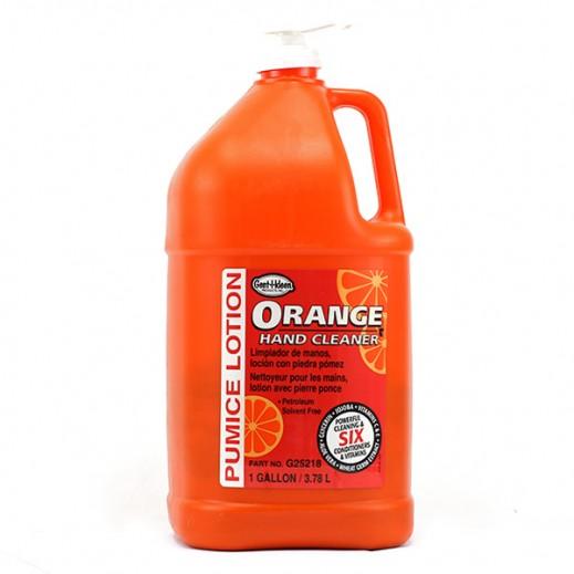 GLK منظف كريم يدوي خفيف البرتقال