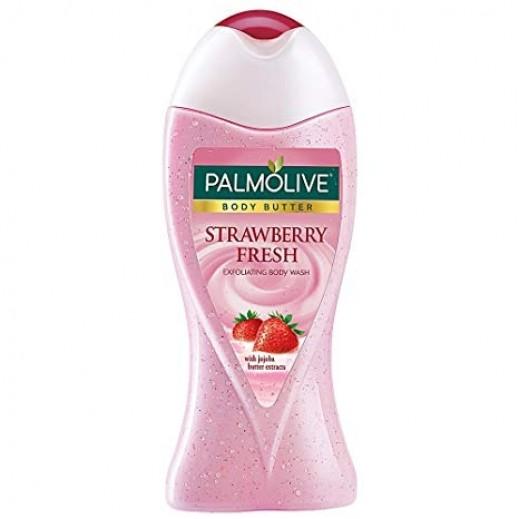 بالموليڤ – سائل إستحمام بخلاصة الزبدة 500 مل