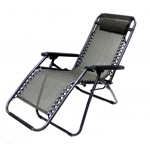 كرسي استرخاء قابل للبسط (زيرو جرافيتي)