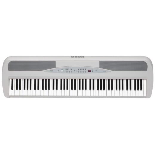 كورج - بيانو ديچيتال – ابيض - يتم التوصيل بواسطة Salmeen